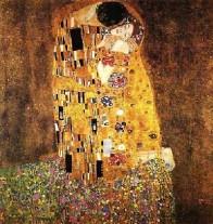 Gustav Klimt-TheKiss